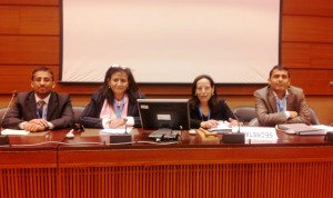 Side Event Geneva - yemen Delegation