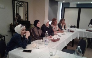 22 women from across Syria took part in the workshop