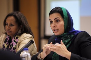 Zahra' Langhi of the LWPP talks about the breakdown of security in Libya.